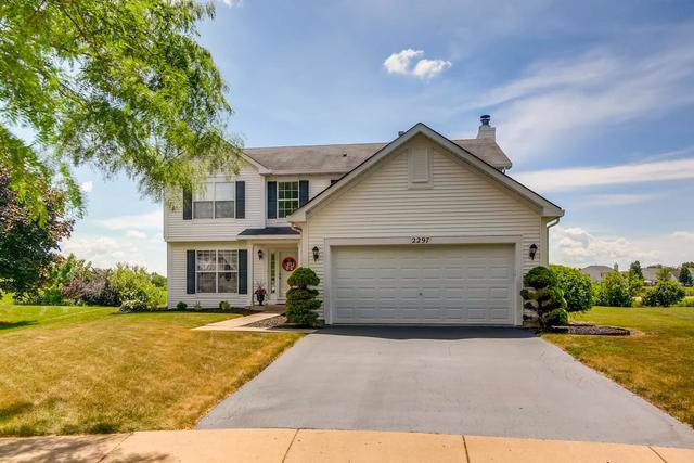 2297 Rosemary Court, Montgomery, IL 60538 (MLS #10460562) :: Property Consultants Realty