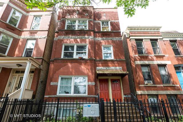1122 N Wolcott Avenue, Chicago, IL 60622 (MLS #10460636) :: Property Consultants Realty