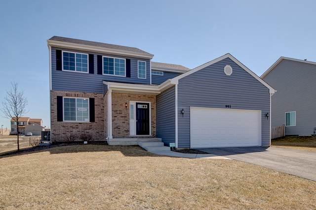 970 Garnet Lane, Montgomery, IL 60538 (MLS #10460652) :: Property Consultants Realty