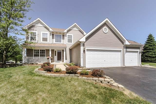 390 Quarry Lane, Algonquin, IL 60102 (MLS #10460669) :: Property Consultants Realty