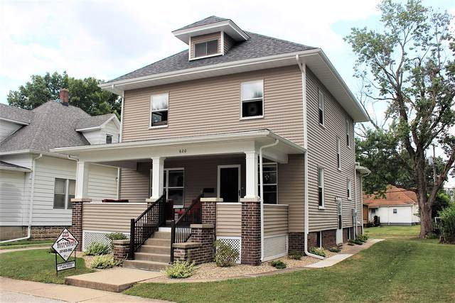 620 W Adams Street, CLINTON, IL 61727 (MLS #10460804) :: Property Consultants Realty
