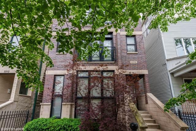 3316 N Clifton Avenue #1, Chicago, IL 60657 (MLS #10460863) :: Baz Realty Network | Keller Williams Elite