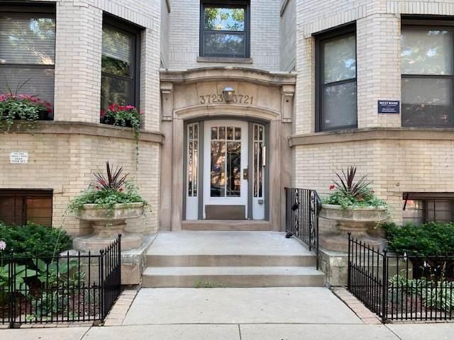 3721 N Pine Grove Avenue P19, Chicago, IL 60613 (MLS #10460947) :: Baz Realty Network | Keller Williams Elite