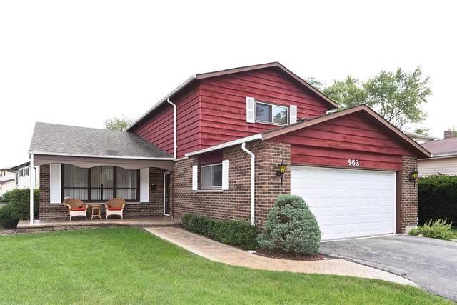 963 Chatham Avenue, Elmhurst, IL 60126 (MLS #10460963) :: John Lyons Real Estate