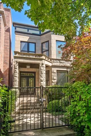 1442 W Cuyler Avenue, Chicago, IL 60613 (MLS #10460970) :: Baz Realty Network | Keller Williams Elite