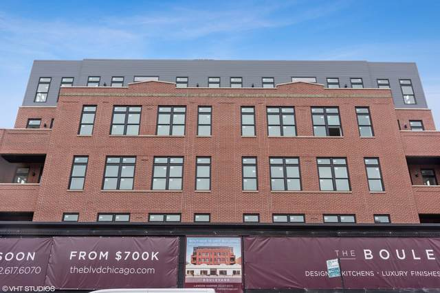 1938 W Augusta Boulevard #504, Chicago, IL 60622 (MLS #10461009) :: Property Consultants Realty