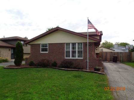 3029 Cappelletti Drive, South Chicago Heights, IL 60411 (MLS #10461015) :: Angela Walker Homes Real Estate Group