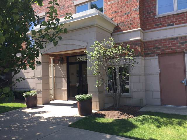 5924 N Lincoln Avenue #508, Chicago, IL 60659 (MLS #10461022) :: Property Consultants Realty