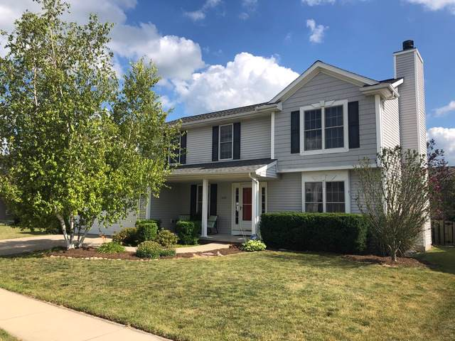 3291 Topaz Road, Normal, IL 61761 (MLS #10461123) :: Berkshire Hathaway HomeServices Snyder Real Estate