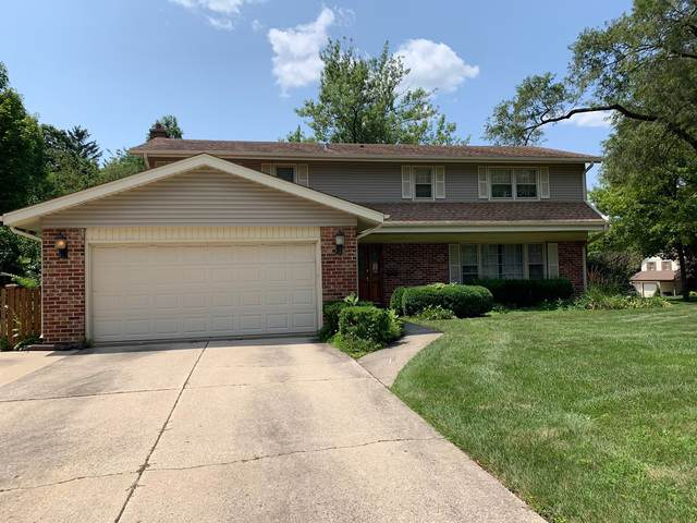 3736 Candlewood Court, Downers Grove, IL 60515 (MLS #10461128) :: Angela Walker Homes Real Estate Group