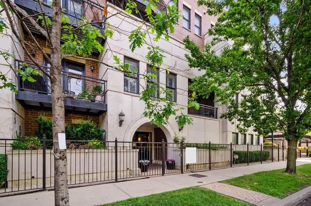 3823 N Ashland Avenue #305, Chicago, IL 60613 (MLS #10461150) :: Baz Realty Network | Keller Williams Elite