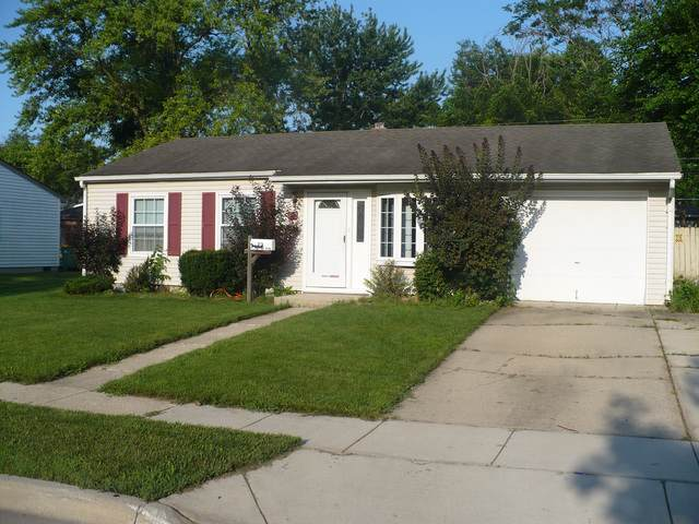 418 Camden Avenue, Romeoville, IL 60446 (MLS #10461160) :: The Wexler Group at Keller Williams Preferred Realty