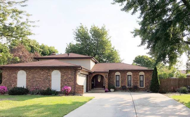 330 Princeton Avenue, Bourbonnais, IL 60914 (MLS #10461168) :: The Dena Furlow Team - Keller Williams Realty