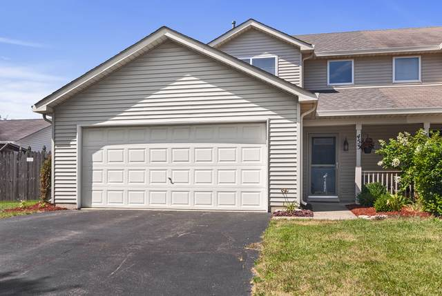 453 Newport Circle, Oswego, IL 60543 (MLS #10461189) :: The Wexler Group at Keller Williams Preferred Realty