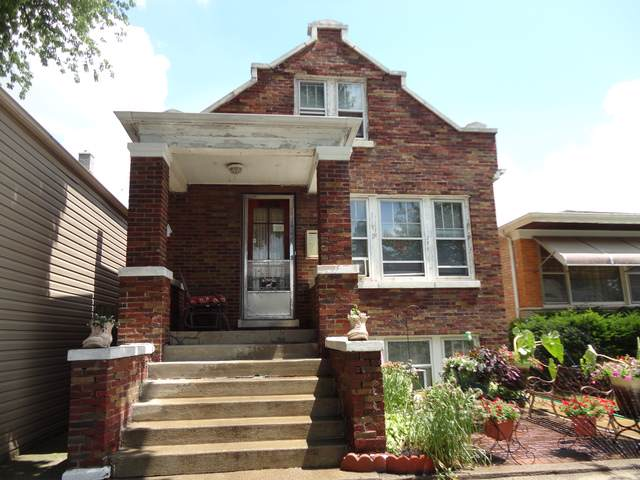 5203 S Trumbull Avenue, Chicago, IL 60632 (MLS #10461203) :: Angela Walker Homes Real Estate Group