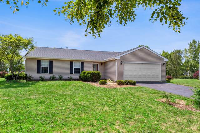 1027 Wimbledon Drive, Island Lake, IL 60042 (MLS #10461220) :: The Dena Furlow Team - Keller Williams Realty