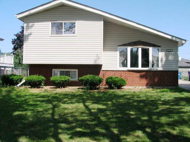 109 S Vista Avenue, Addison, IL 60101 (MLS #10461233) :: Ryan Dallas Real Estate