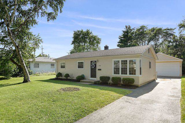 406 N Pershing Avenue, Mundelein, IL 60060 (MLS #10461237) :: Ryan Dallas Real Estate
