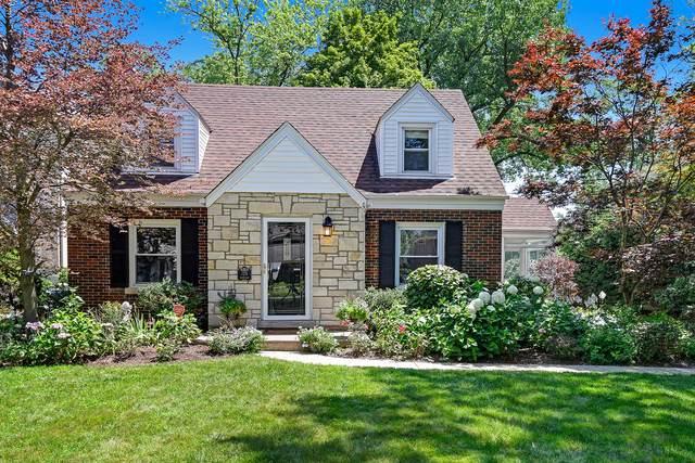 129 Woodstock Avenue, Clarendon Hills, IL 60514 (MLS #10461241) :: Ryan Dallas Real Estate
