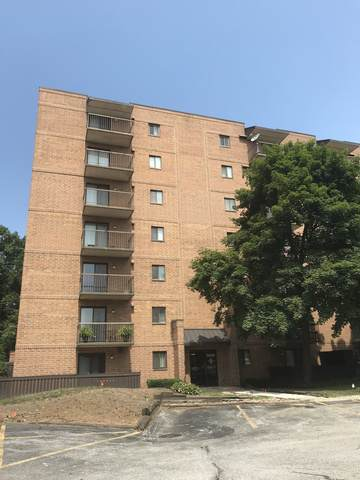 6030 Lake Bluff Drive #402, Tinley Park, IL 60477 (MLS #10461284) :: The Wexler Group at Keller Williams Preferred Realty