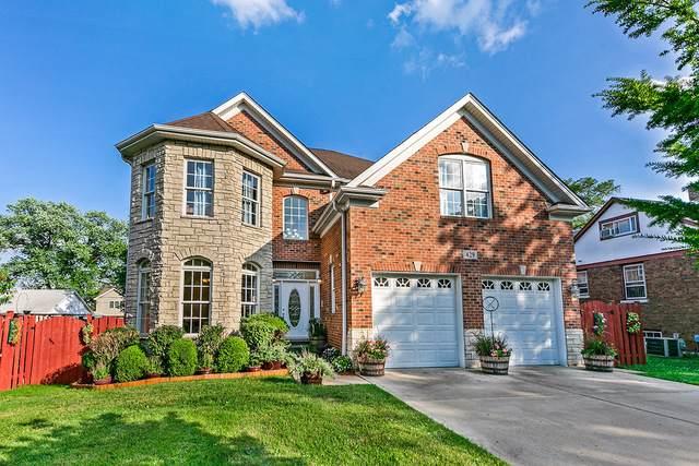 429 E Berteau Avenue, Elmhurst, IL 60126 (MLS #10461285) :: Ryan Dallas Real Estate