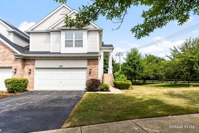 1170 Lillian Lane, West Chicago, IL 60185 (MLS #10461286) :: Angela Walker Homes Real Estate Group