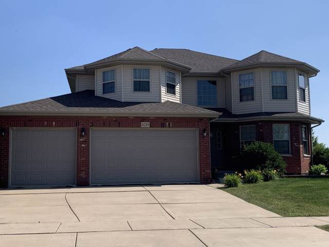 6239 Vincent Lane, Matteson, IL 60443 (MLS #10461289) :: The Wexler Group at Keller Williams Preferred Realty