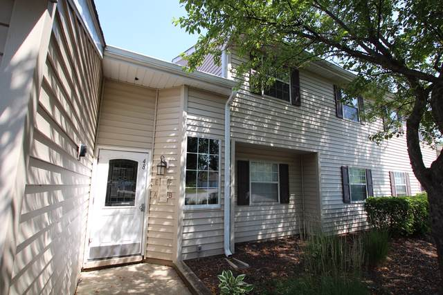 48 N Victoria Lane F, Streamwood, IL 60107 (MLS #10461294) :: The Wexler Group at Keller Williams Preferred Realty