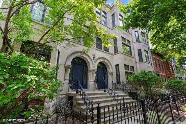 2229 N Seminary Avenue #1, Chicago, IL 60614 (MLS #10461297) :: The Wexler Group at Keller Williams Preferred Realty
