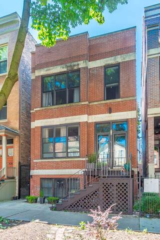 918 N Winchester Avenue #2, Chicago, IL 60622 (MLS #10461303) :: The Wexler Group at Keller Williams Preferred Realty