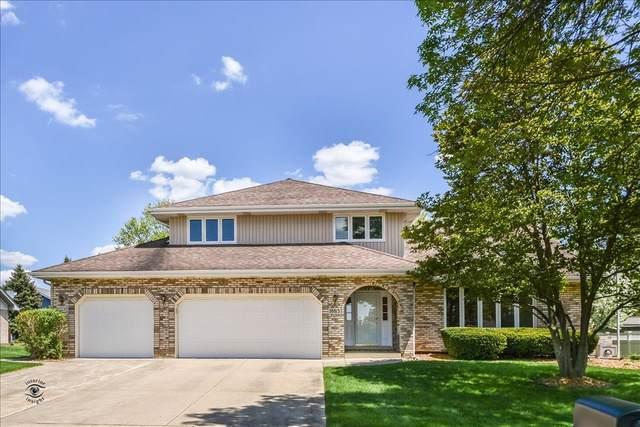 18813 London Lane, Mokena, IL 60448 (MLS #10461309) :: Angela Walker Homes Real Estate Group