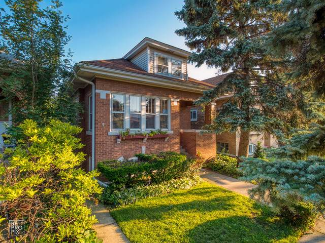 5861 W Ainslie Street, Chicago, IL 60630 (MLS #10461318) :: Property Consultants Realty