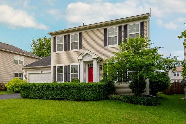 2777 Lansdale Street, Aurora, IL 60503 (MLS #10461372) :: The Wexler Group at Keller Williams Preferred Realty