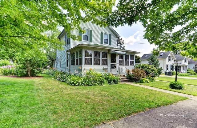 240 N Elm Street, Waterman, IL 60556 (MLS #10461411) :: Angela Walker Homes Real Estate Group