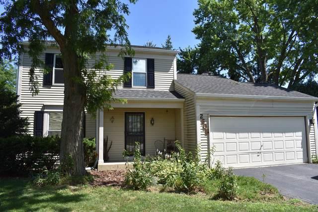 2605 Stubblefield Court, Aurora, IL 60502 (MLS #10461442) :: Baz Realty Network | Keller Williams Elite