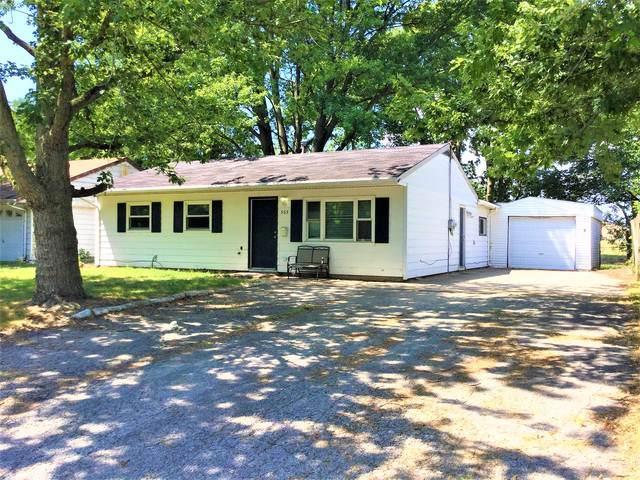 503 S Dodson Drive, Urbana, IL 61802 (MLS #10461546) :: Ryan Dallas Real Estate