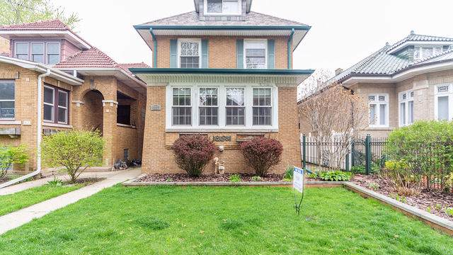 4507 N Sacramento Avenue, Chicago, IL 60625 (MLS #10462270) :: The Wexler Group at Keller Williams Preferred Realty