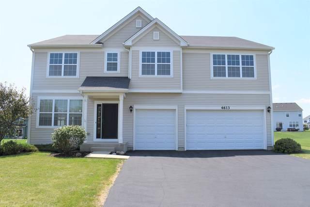 4613 Mclaren Drive, Oswego, IL 60543 (MLS #10462405) :: Property Consultants Realty
