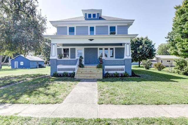 105 W South Street, HOMER, IL 61849 (MLS #10462430) :: Ani Real Estate