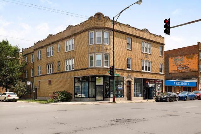 4661 N Elston Avenue #3, Chicago, IL 60630 (MLS #10462801) :: Baz Realty Network | Keller Williams Elite