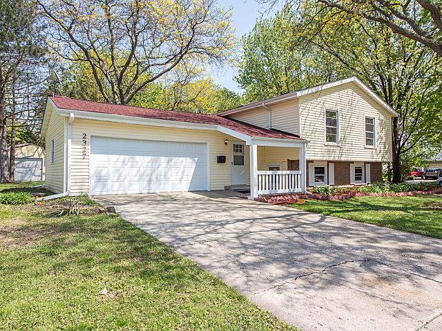 2327 Westminster Street, Wheaton, IL 60189 (MLS #10462962) :: Angela Walker Homes Real Estate Group