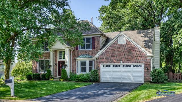 1038 Williamsburg Circle, Grayslake, IL 60030 (MLS #10463251) :: Berkshire Hathaway HomeServices Snyder Real Estate