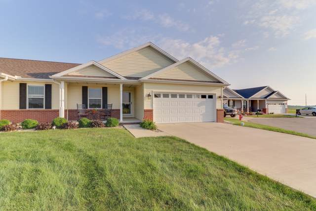 420 Jenny Lane B, HEYWORTH, IL 61745 (MLS #10463381) :: Berkshire Hathaway HomeServices Snyder Real Estate