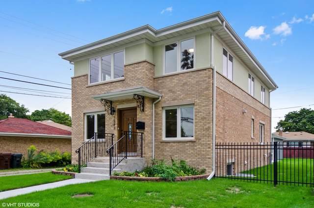 7543 Kilbourn Avenue, Skokie, IL 60076 (MLS #10463457) :: Property Consultants Realty