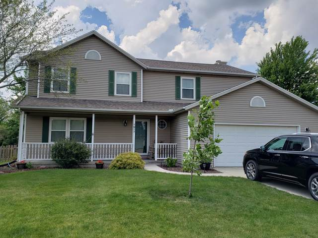 1917 Berkshire Gardens Cc Lane, Normal, IL 61761 (MLS #10463552) :: Berkshire Hathaway HomeServices Snyder Real Estate
