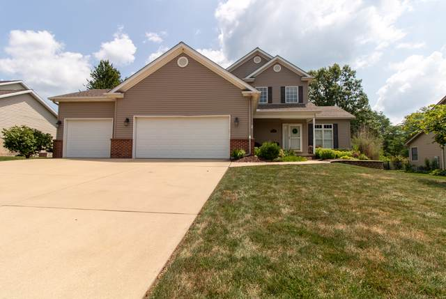 607 Windsor Way, HEYWORTH, IL 61745 (MLS #10463570) :: Berkshire Hathaway HomeServices Snyder Real Estate