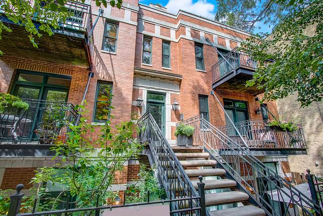 1368 N Mohawk Street Ph, Chicago, IL 60610 (MLS #10463696) :: Property Consultants Realty