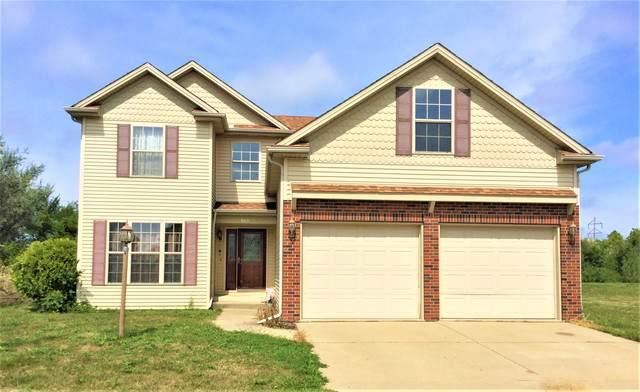 903 Bergamot Street, Savoy, IL 61874 (MLS #10463809) :: Berkshire Hathaway HomeServices Snyder Real Estate