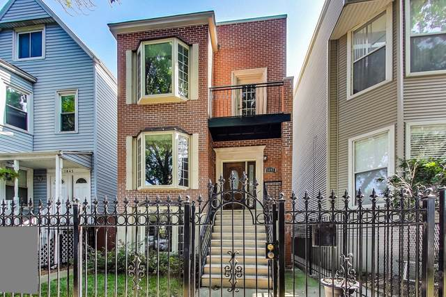 1847 W Wellington Avenue, Chicago, IL 60657 (MLS #10463873) :: Berkshire Hathaway HomeServices Snyder Real Estate
