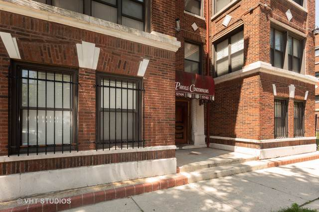 5742 S King Drive 3B, Chicago, IL 60637 (MLS #10463908) :: Angela Walker Homes Real Estate Group